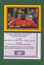 Charlton Athletic Jason Euell Jamaica 101 B